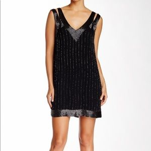 JOIE Silk Sequin Dress Size Large NWT